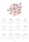 Kalender / BLOOMY