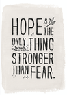 POSTER / HOPE