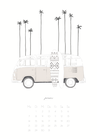 Kalender / WANDERLUST