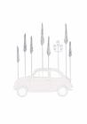 POSTER / ITALIAN CAR