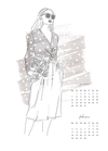 Kalender / FASHION