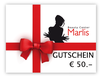 GUTSCHEIN von € 50.-