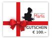 GUTSCHEIN von € 100.-