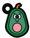 Pinnys collection- Avocado