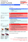 HONGAARS Actieplan voor Anafylaxie voor een EpiPen auto-injector