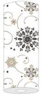 Tischläufer Cristal schwarz-gold 82152