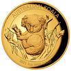 100 AUD Koala 2021 PP 1 Oz Gold