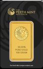 Goldbarren Perth Mint  100 Gramm
