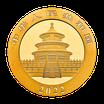 China Panda 2022 Gold SET