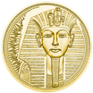 100 Euro Magie des Goldes - Pharaon 2020 Gold PP