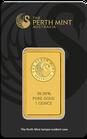 Goldbarren Perth Mint 1 Unze