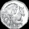 5 Euro Freunde fürs Leben 2020 Silber PP