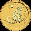Lunar II Affe 1 Oz Gold