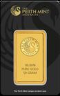 Goldbarren Perth Mint 50 Gramm