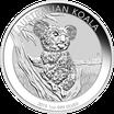 Koala 2015 Silber 1 Unze