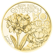 50 Euro Alpen - Am Höchsten Gipfel 2022 Gold PP