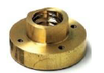 Brass Flushmount Adapter (Quad Adapter)