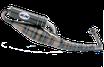 MARMITTA LEOVINCE ZX APRILIA SR 50 R FACTORY dal 2005 motore Piaggio