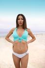 TURQOISE Neckholder Bikini