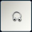 Circular Barbell (CBB) 5Uds.