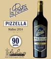 La Posta Pizzella Malbec Mendoza 2015