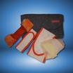 Für alle Fälle: 3-teiliges Wickelset für Babys, Kinder und Erwachsene inkl. Tasche