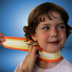 Bequemes Halswickeltuch für Babys, Kinder und Erwachsene