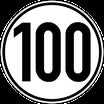 100 km/h Zulassung