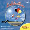 LUFTBALLONS - CD audio des enregistrements pour le livre des histoires - A1.1