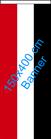 Jemen / Bannerfahne