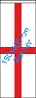 England / Bannerfahne