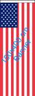 USA / Bannerfahne