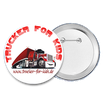 2 TRUCKER for Kids Buttons