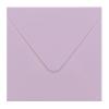 Envelop lavendel 14x14 cm