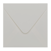 Envelop steengrijs- 15,6x11 cm