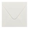 Envelop Wit - 15,5x15,5 cm