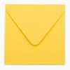 Envelop kanariegeel- 15,6x11 cm