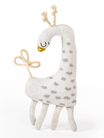 Small giraffe toy