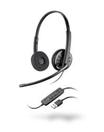 Plantronics Blackwire C3220 USB On Ear Headset