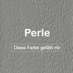 "MK-EXKLUSIVE orthopädische visco Hundematratze in ""Kunstleder-Perle"""