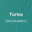 "MK-EXKLUSIVE orthopädische visco Hundematratze in ""Kunstleder-Türkis"""