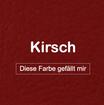 """MK-EXKLUSIVE orthopädische visco Hundematratze in """"Kunstleder-Kirsch"""""""