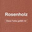 """MK-EXKLUSIVE orthopädische visco Hundematratze in """"Kunstleder-Rosenholz"""""""