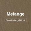 "MK-EXKLUSIVE orthopädische visco Hundematratze in ""Kunstleder-Melange"""