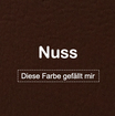 "MK-EXKLUSIVE orthopädische visco Hundematratze in ""Kunstleder-Nuss"""