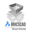 BricsCAD Sheet Metal V17