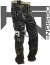 Pant TRIO HS Camouflage