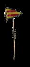 Anstecknadel/Pin mit YCZ-Logo
