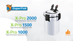 Superfish X-Pro 400 extern filter
