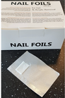 Nail foils wraps